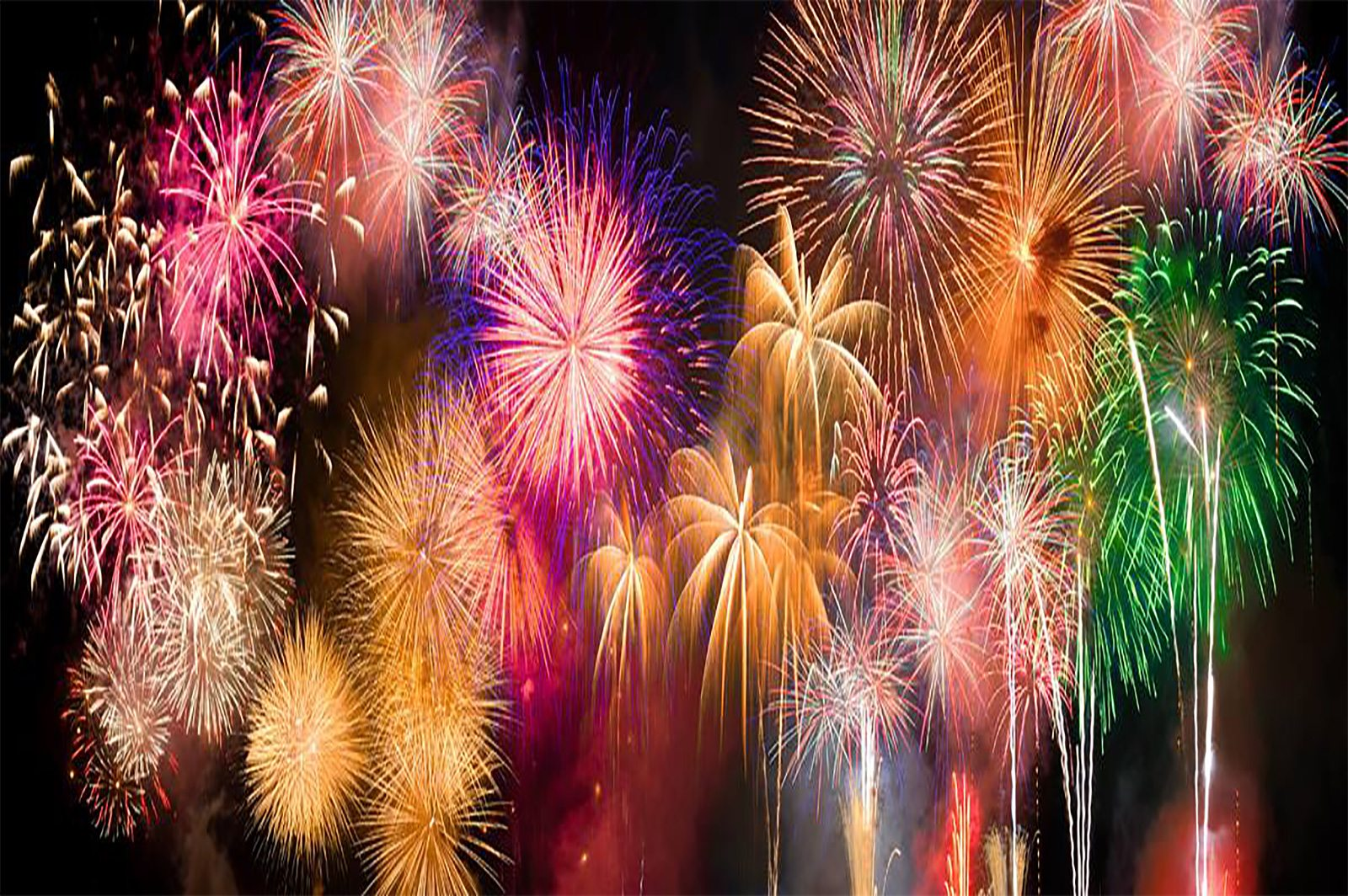 HGS Fireworks Evening